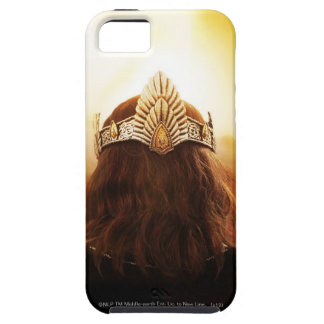 Back of Head with Crown iPhone 5 Case