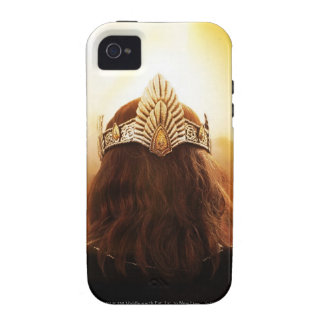 Back of Head with Crown iPhone 4/4S Covers