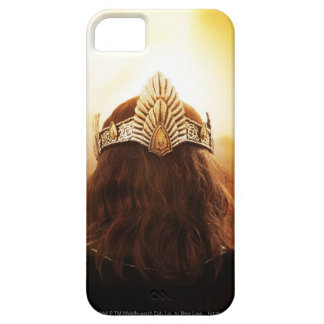Back of Head with Crown iPhone 5 Cases
