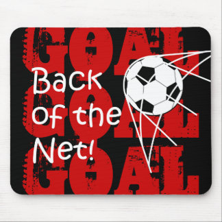 Back Of The Net! Mouse Pad