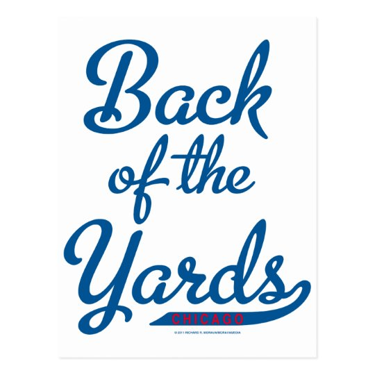 Back of the Yards Postcard