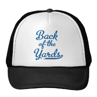 Back of the Yards Trucker Hat