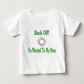 back off 432 baby T-Shirt