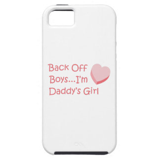 BACK OFF BOYS iPhone 5 CASE