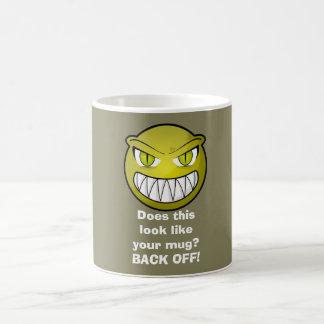 Back Off - Coffee mug