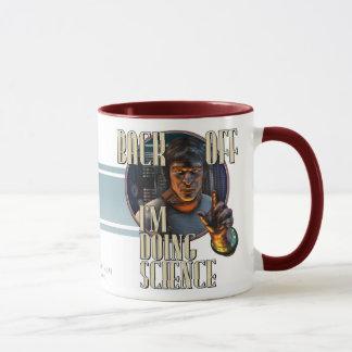 Back Off - I'm Doing Science Mug