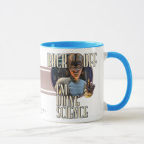 Back Off - I'm Doing Science (W) Mug