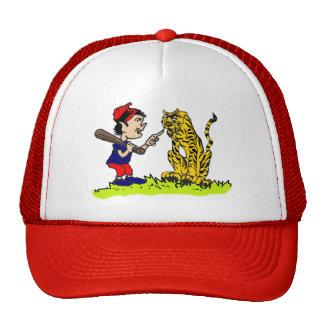 Back off Tigs Trucker Hat