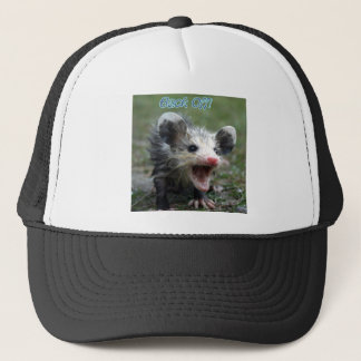 Back Off Trucker Hat