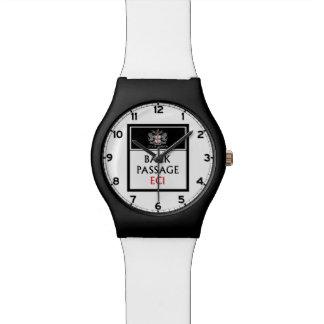 Back Passage, London Street Sign Wrist Watch