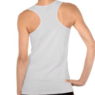 Back-Red: Choking is bad form Tshirts