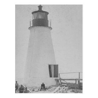 Back River Lighthouse Postcard