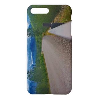 Back road to Polebridge Glacier National Park iPhone 8 Plus/7 Plus Case