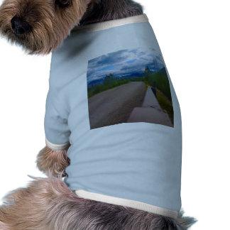 Back road to Polebridge Glacier National Park Shirt