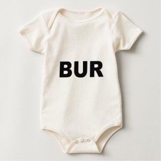 Back Rub Baby Bodysuit