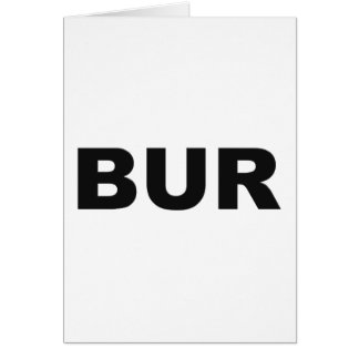 Back Rub Card