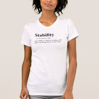 Back stabbing is an important employee skill t shirt