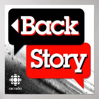Back Story Poster
