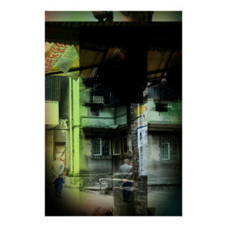 Back Streets Print