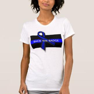 Back The Badge Police Matter T-Shirt