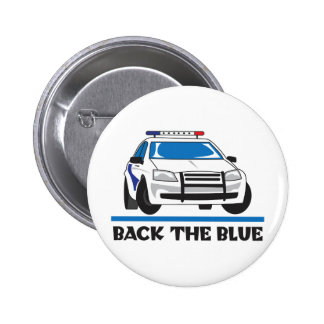 BACK THE BLUE PINS