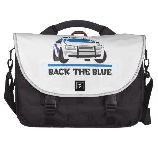 BACK THE BLUE COMMUTER BAG