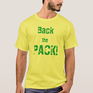 Back The Pack! T-Shirt