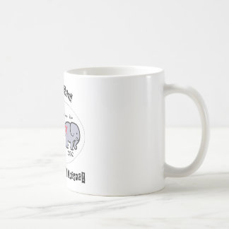 Back to Back Presidential losers! Classic White Coffee Mug