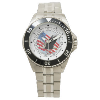 Back to back world champs 2 wrist watches
