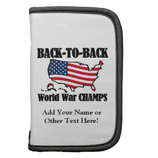 Back-To-Back WW Champs, USA Shape Organizer