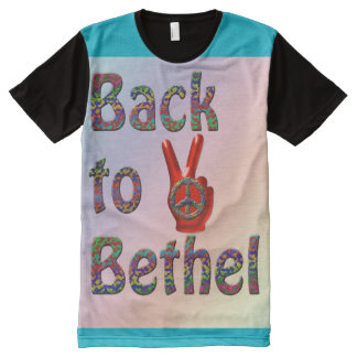 """Back to Bethel"" Men's Shirt"