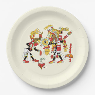 Back To Culture HHM Party Paper Plates