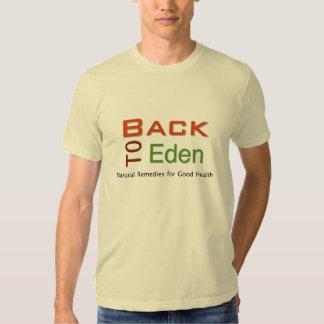 Back to Eden Tshirt
