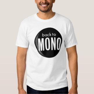 back to mono shirt