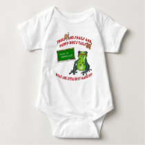 Back To Preschool Design Just For Little Boys Baby Bodysuit