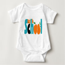 Back To School-2 Baby Bodysuit