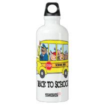 Back To School 3 Water Bottle