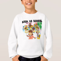 Back to School Apparel Sweatshirt