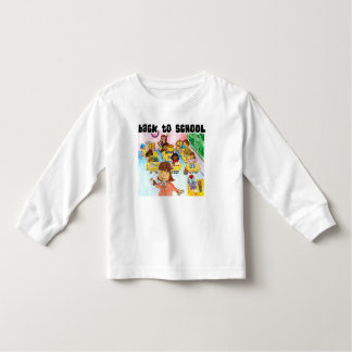 Back to School Apparel Toddler T-shirt