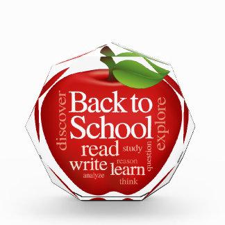 Back to School Apple for the Teacher Award