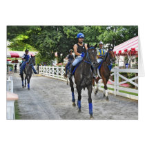 Back to School at Saratoga Card
