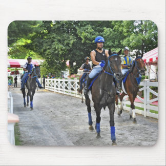 Back to School at Saratoga Mouse Pad