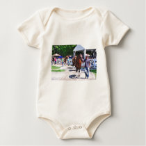 """Back to School"" Baby Bodysuit"