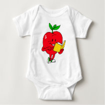 Back to School Baby Bodysuit