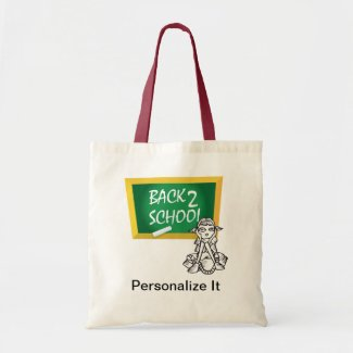 Back to School Tote Bags