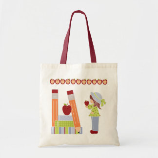 Back To School Budget Tote Bag