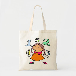 Back to school - budget tote bag