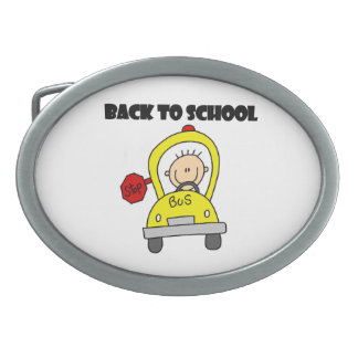 Back to School Belt Buckle