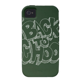 Back To School Blackboard iPhone 4/4S Cover