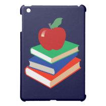 Back to School, Books and Apple iPad Mini Case